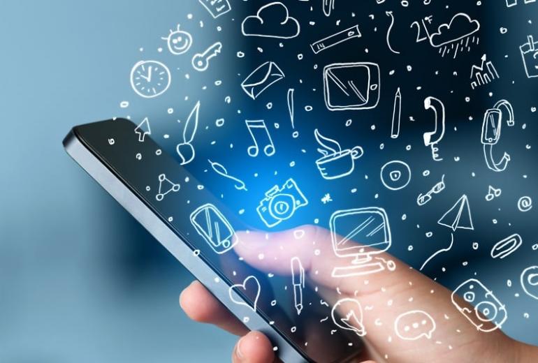 δημιουργία mobile εφαρμογών