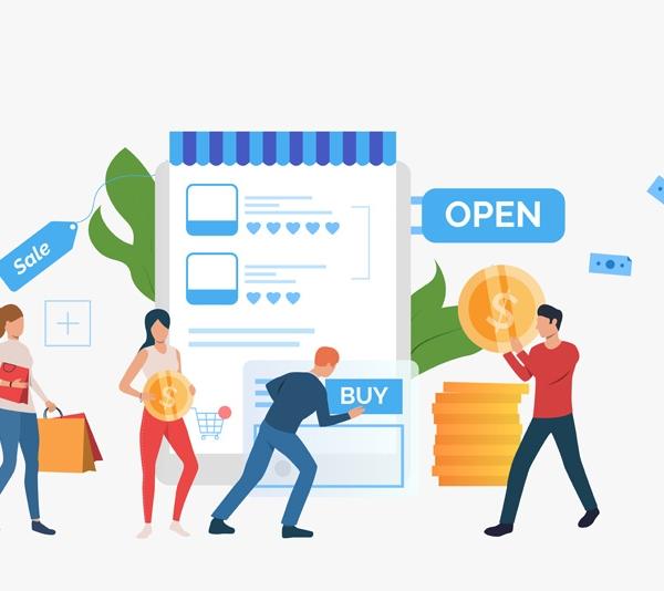 Ανταγωνιστές στο ηλεκτρονικό εμπόριο