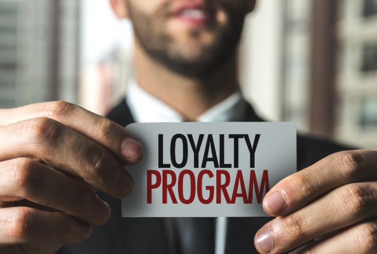 Loyalty εφαρμογή αφοσίωσης πελατών