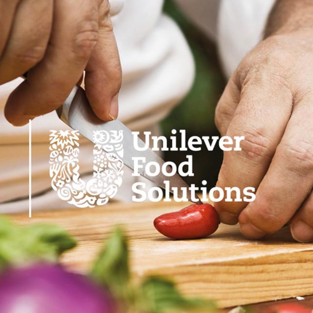 mobile εφαρμογή Unilever Food Solutions