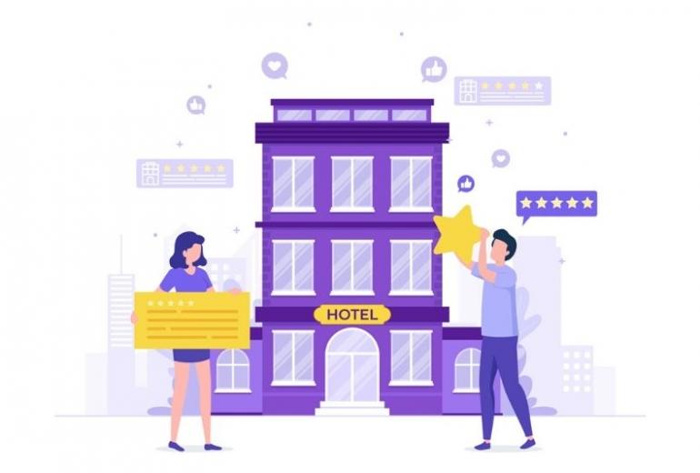 Δημιουργία εφαρμογής ξενοδοχείου