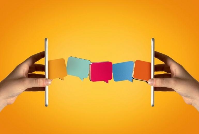 δημιουργία messaging εφαρμογής