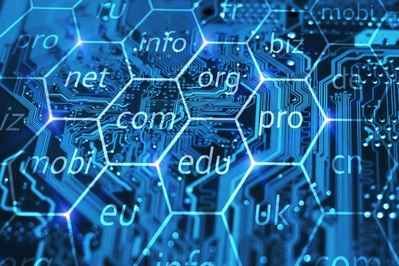 Επιλογή ονόματος domain