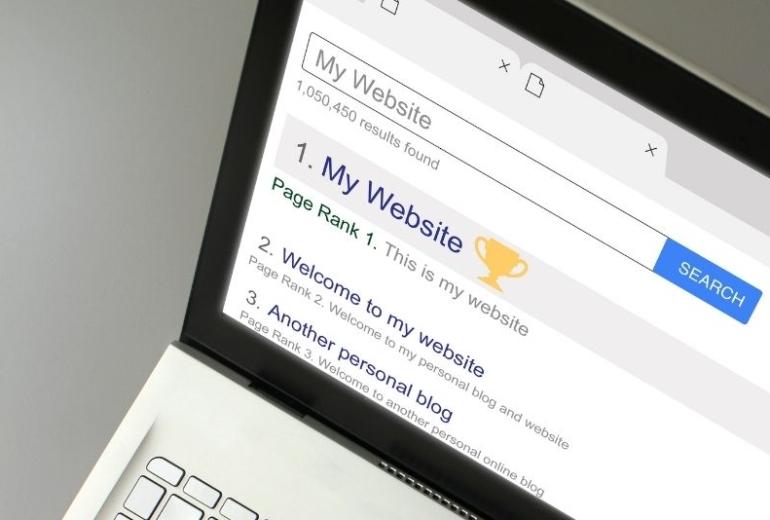 πρώτη σελίδα Google