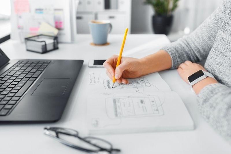 UX σχεδιασμός ιστοσελίδων
