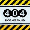Δημιουργική σελίδα 404, μπορεί να μεταμορφώσει τις σελίδες σας!