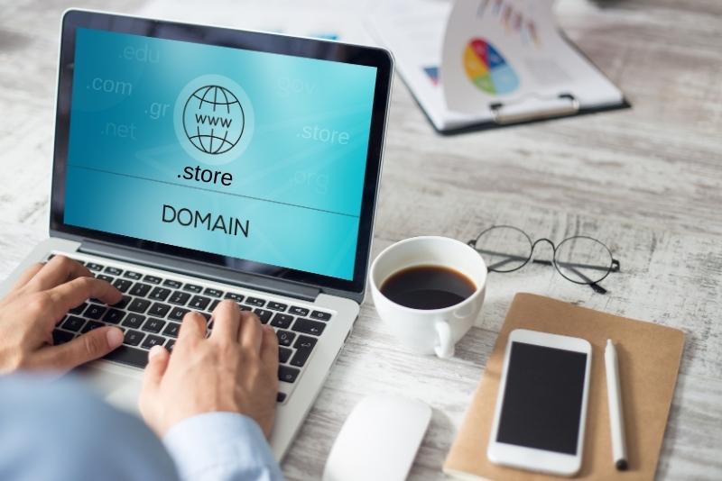 Domain .store οφέλη