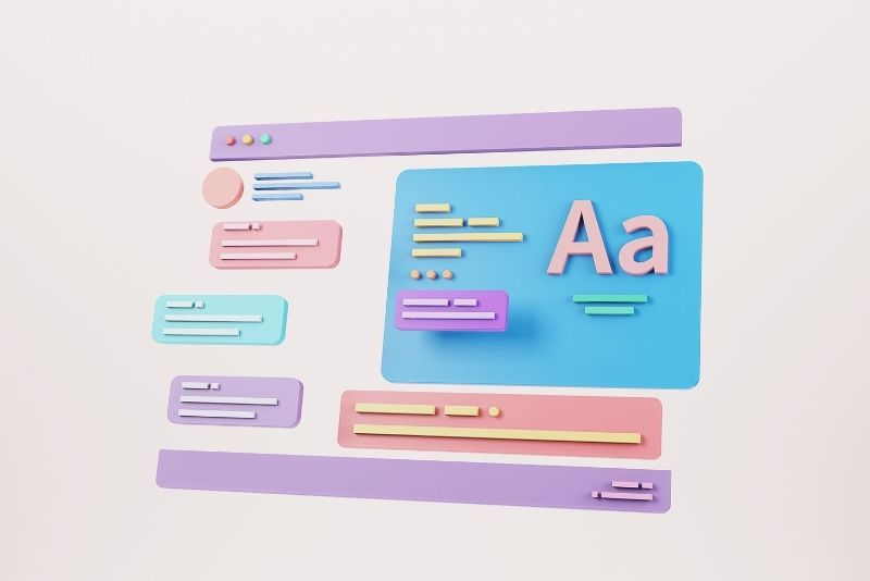 Μίνιμαλ σχεδιασμός ιστοσελίδας